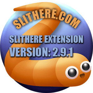 Slither.io Slithere Mod Extension version 2.9.1