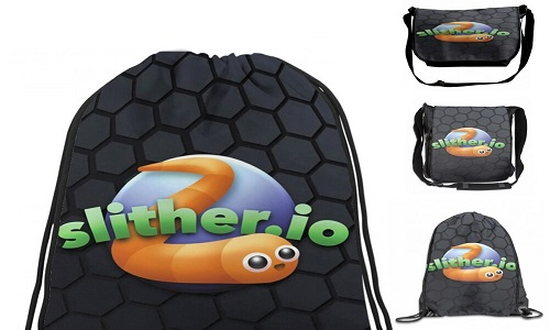 slither.io backpack