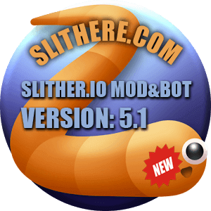 Slither.io Mod & Bot Extension version 5.1