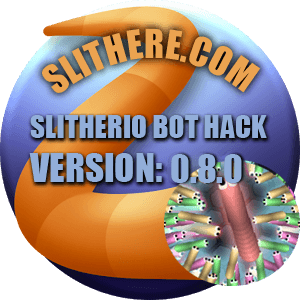 Slither.io Bot Hack, Bot Cheat Version 0.8.0