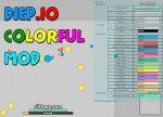 Diep.io Mods Colorful Skins & Tricks