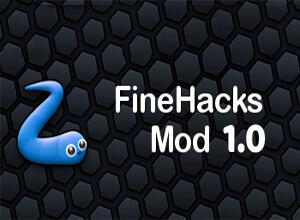 Photo of Slither.io FineHacks Mod Version 1