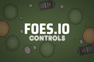Photo of All Foes.io Controls For Players