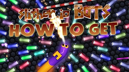 how to get slither.io bots
