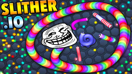 io game slither.io