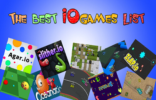 io games list
