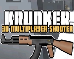 what is krunker io