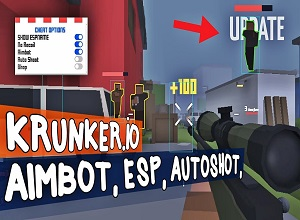 Photo of Krunker.io Aimbot Mods, ESP