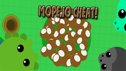 mope.io cheats
