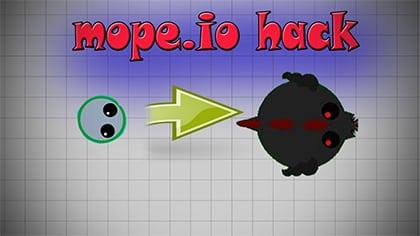 mope.io hacks