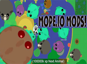 Photo of Mope.io Mods