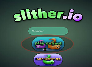 online slither.io