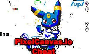 pixelcanvas.io cheat