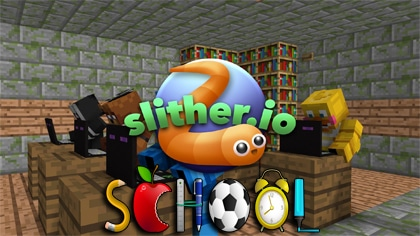how to play slither.io at school