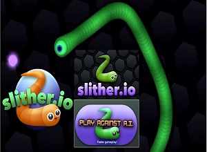 Photo of Slither.io AI (Artificial Intelligence) Bot