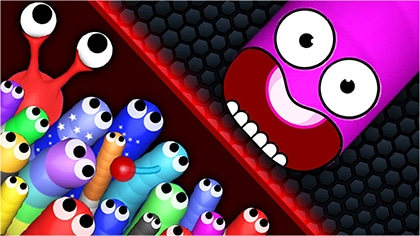 slither.io best moments