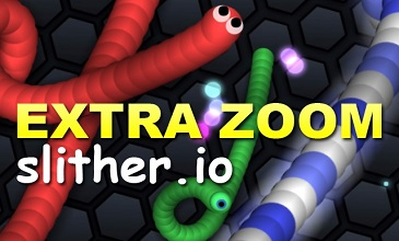 Photo of Slither.io Extra Zoom