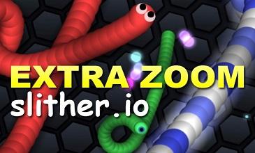 Photo of Slither.io Extra Zoom
