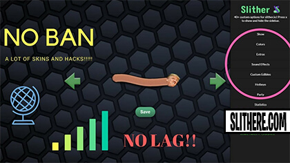 Slither.io Mods 2018 - Slither.io Game Guide