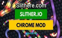 Slither.io Mods Chrome