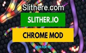 slither.io mods chrome