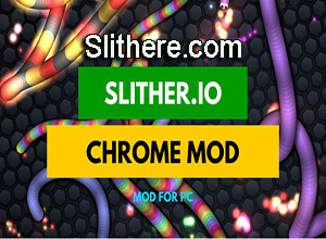 Photo of Slither.io Mods Chrome