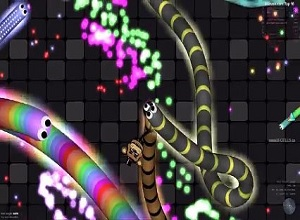 Photo of Slither.io Mod v4