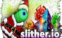 Slither.io Happy New Year!