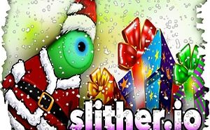 slither.io happy new year