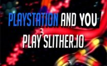 Slither.io Play Station 4 Controller, PS4 Control Ready Now!