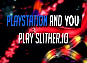 Photo of Slither.io Play Station 4 Controller, PS4 Control Ready Now!