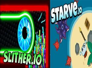 slither.io vs starve.io