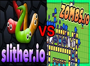 Photo of Slither.io Vs Zombs.io