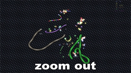 slither.io zoom mod iOS