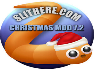 Photo of Slither.io Christmas Mod 7.2