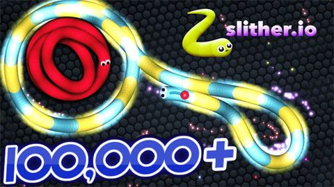 slither.io best score