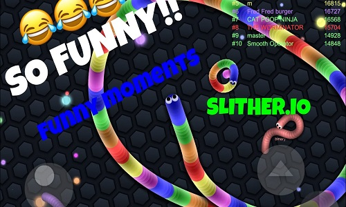 slither.io free game