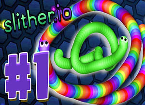 Photo of The Multiplayer Snake io Game Slither.io