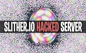 slither.io hacked server