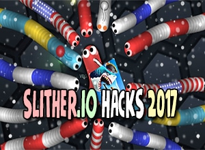 slither.io hack 2017