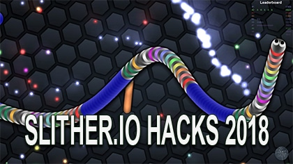 slither.io hacked 2018