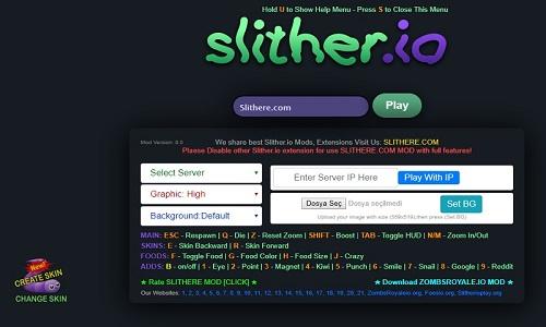 slitherio hacks 2019