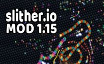 Slither.io Mod Extension Updated To Version 1.15