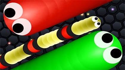 slither.io moded server