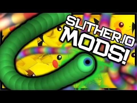 slither.io mods online