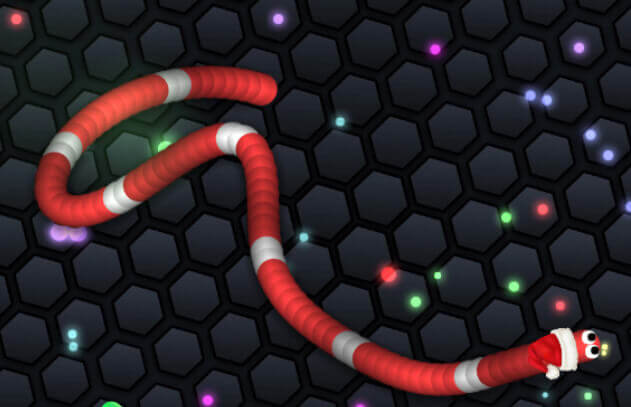 Slither.io Christmas