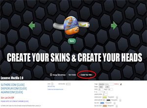Photo of Slither.io Open Skins Mod