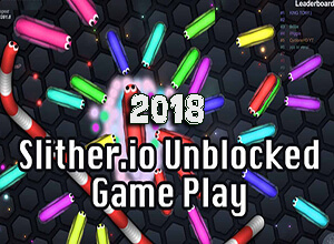 slither.io unblocked 2018
