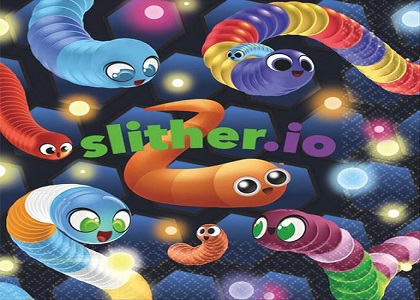 slither.io unblocked 2019