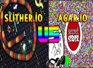 Photo of Slither.io Vs Agar.io